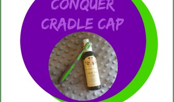 Conquer Cradle Cap with This Quick Tip!