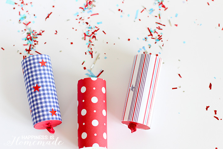 15 Safe Alternatives to Fireworks. Try Confetti Launchers.