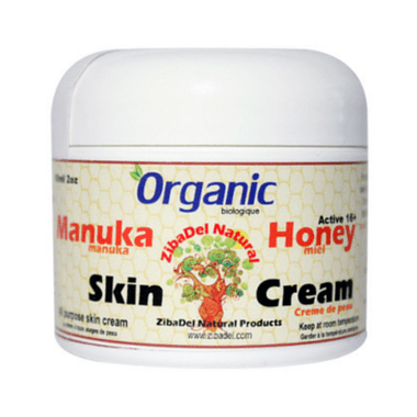 Manuka Honey Skin Cream from the Eczema Company review.