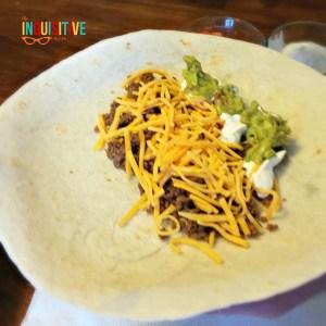 Step 4 (Optional) Taco Time Beef Soft Taco Recipe