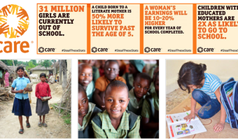 CARE Empowers Girls and Their Families Through Education
