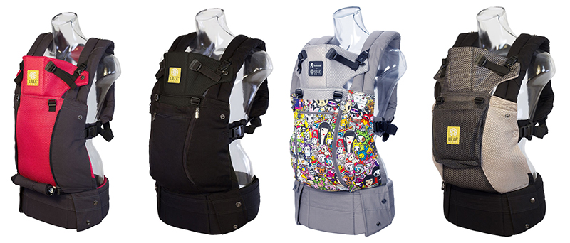 Win your choice of LILLEbaby carriers from The Inquisitive Mom!