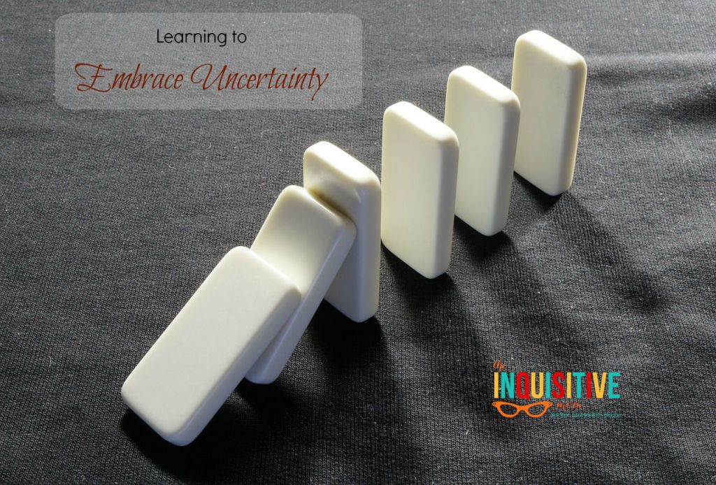 Learning to Embrace Uncertainty.