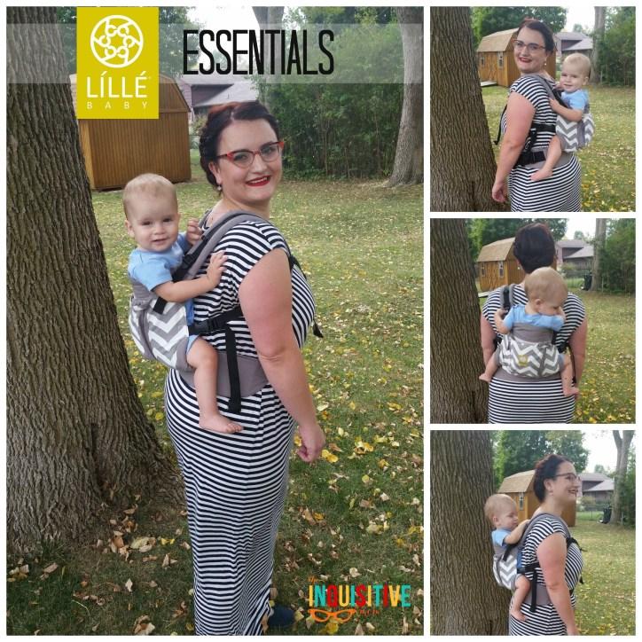 The New LÍLLÉbaby Essentials! Your Gateway to Babywearing.