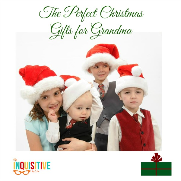 The Perfect Christmas Gifts for Grandma - The Inquisitive Mom