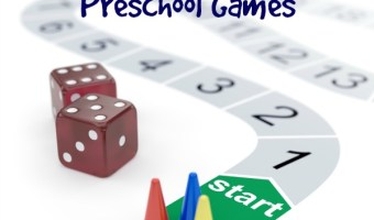 5 Surprisingly Fun Preschool Games