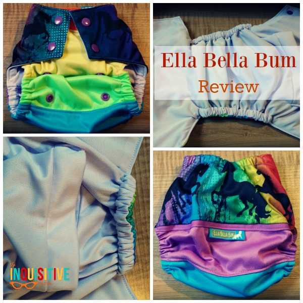 Ella Bella Bum Review for the 11,000 Likes Giveaway Celebration
