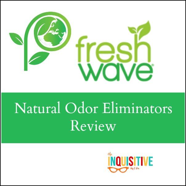 Fresh Wave Natural Odor Eliminators Review