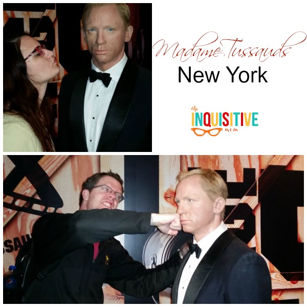 Madame Tussauds New York James Bond