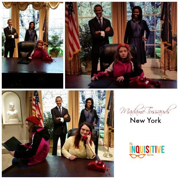 Madame Tussauds New York POTUS