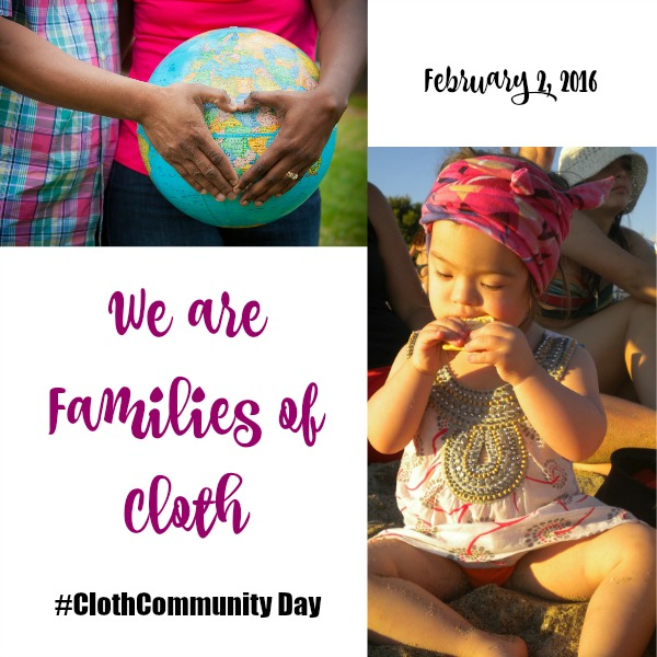 We are Families of Cloth