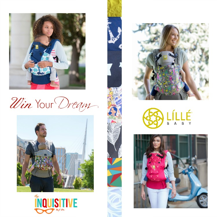 Win Your Dream LilleBaby in the We Love Lillebaby Giveaway!