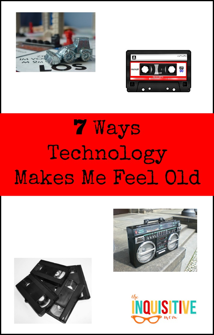 7 Ways Technology Makes Me Feel Old