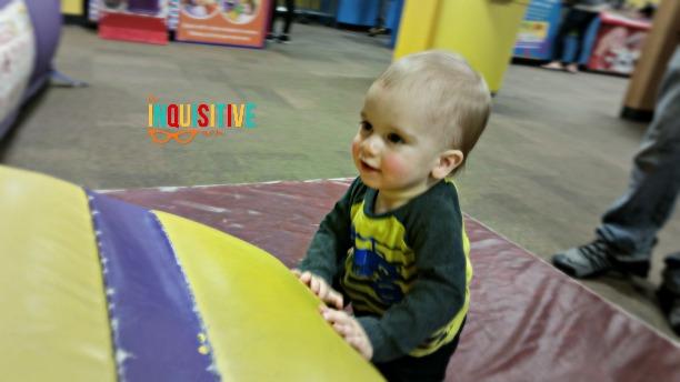 Monkey Joe's Review Toddler Fun