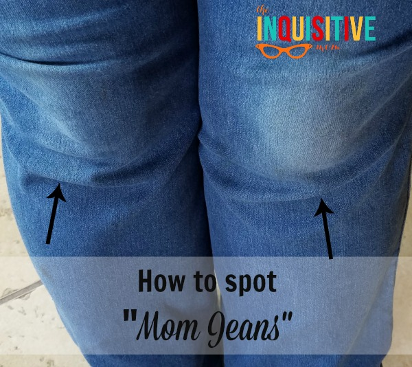 How to Spot Mom Jeans
