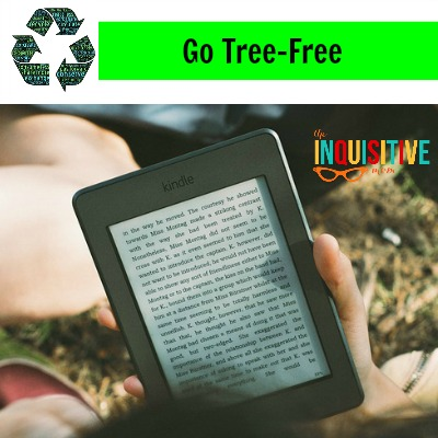 7 Ways to Switch to Sustainable Go Tree-Free