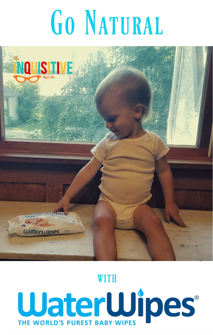 Go Natural With Waterwipes Plus 100 Babies Quot R Quot Us Gift
