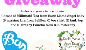 World Breastfeeding Week Giveaway