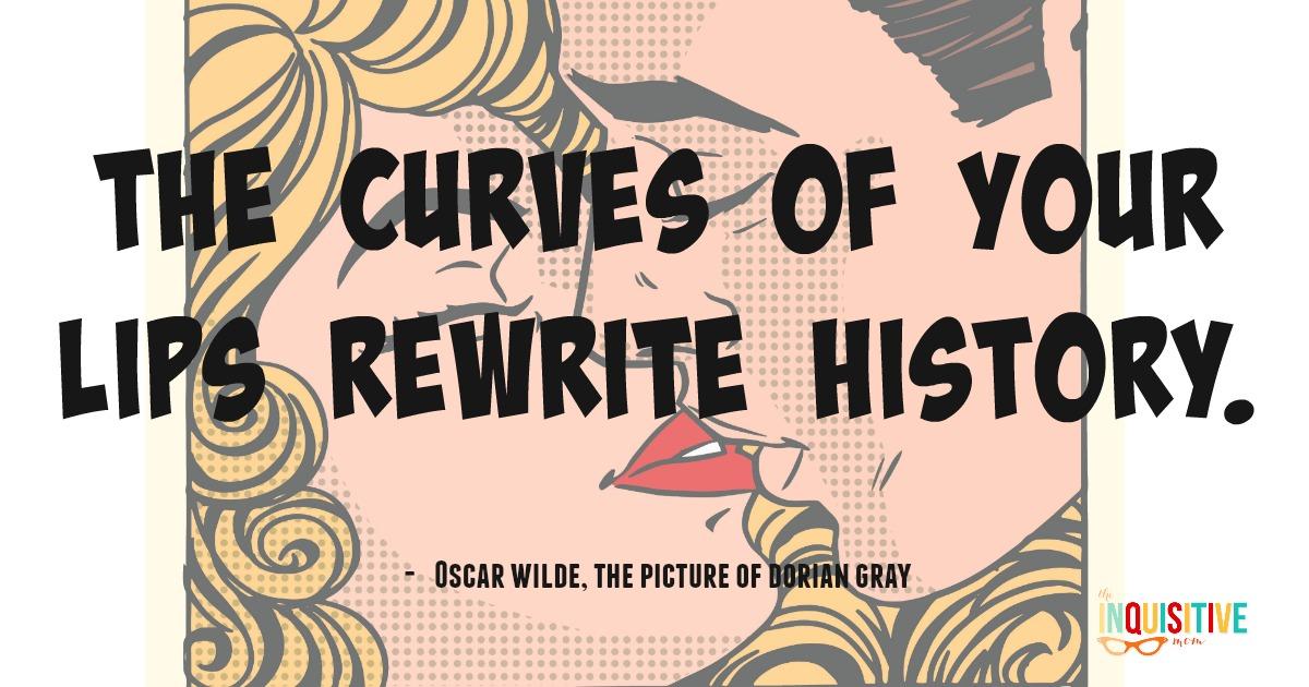 Facebook Valentines Oscar Wilde