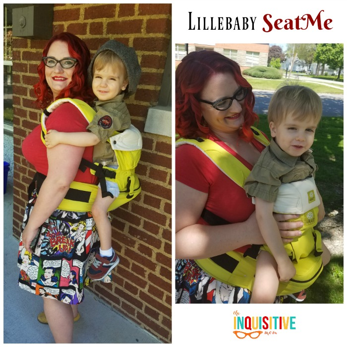 Lillebaby SeatMe Review