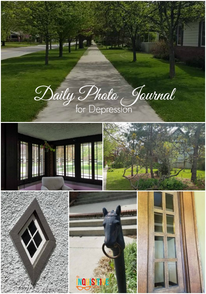 My Daily Photo Journal for Depression