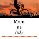 Mom on a Bike