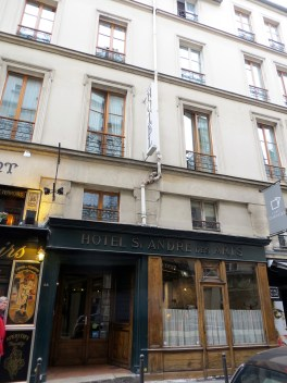 Our charming hotel in the heart of Paris