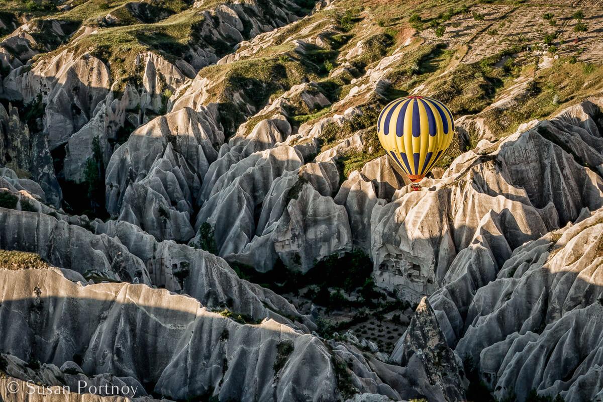 Cappadocia -Why Everyone should Try Hot Air Ballooning