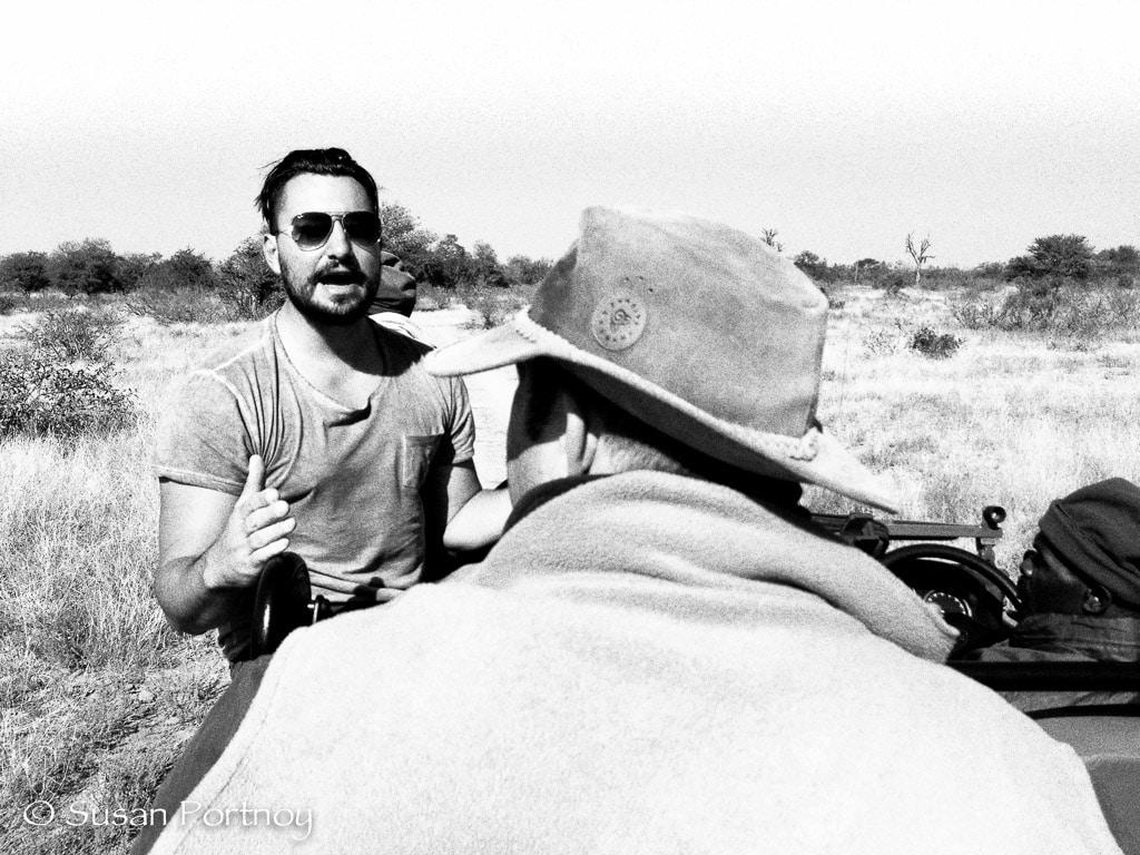 Marlon du Toit, wildlife photographer in Timbavati, SA