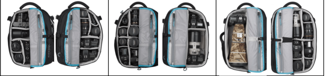 Gura Gear new Kiboko Dslr backpack line