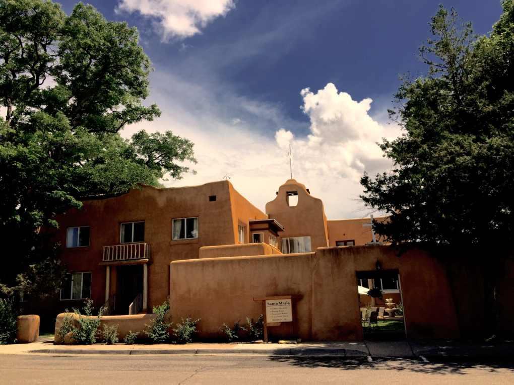 Santa Fe Photographic Workshops-Santa Maria bldg