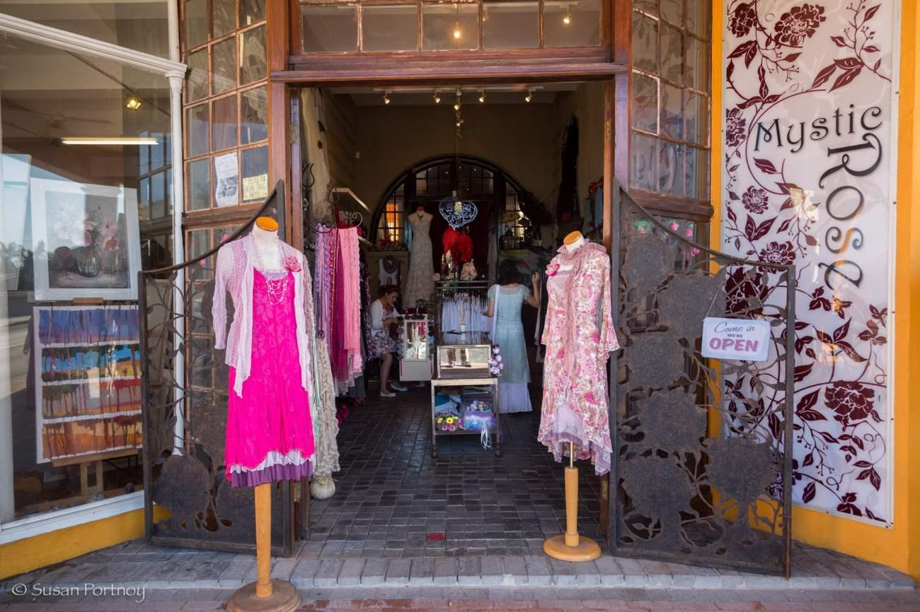 Mystic Dress Shot, Kalk Bay, South Africa