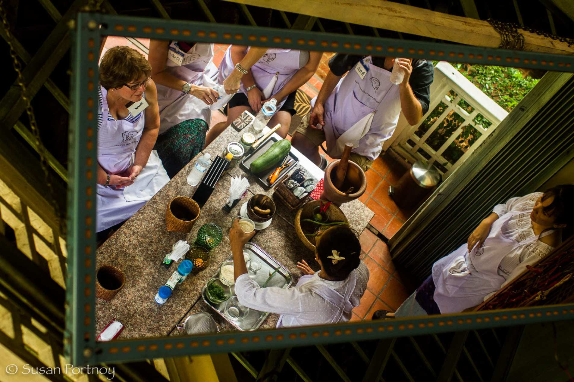 How to travel better - learning to cook Thai food in Bangkok at the Amita Cooking Class