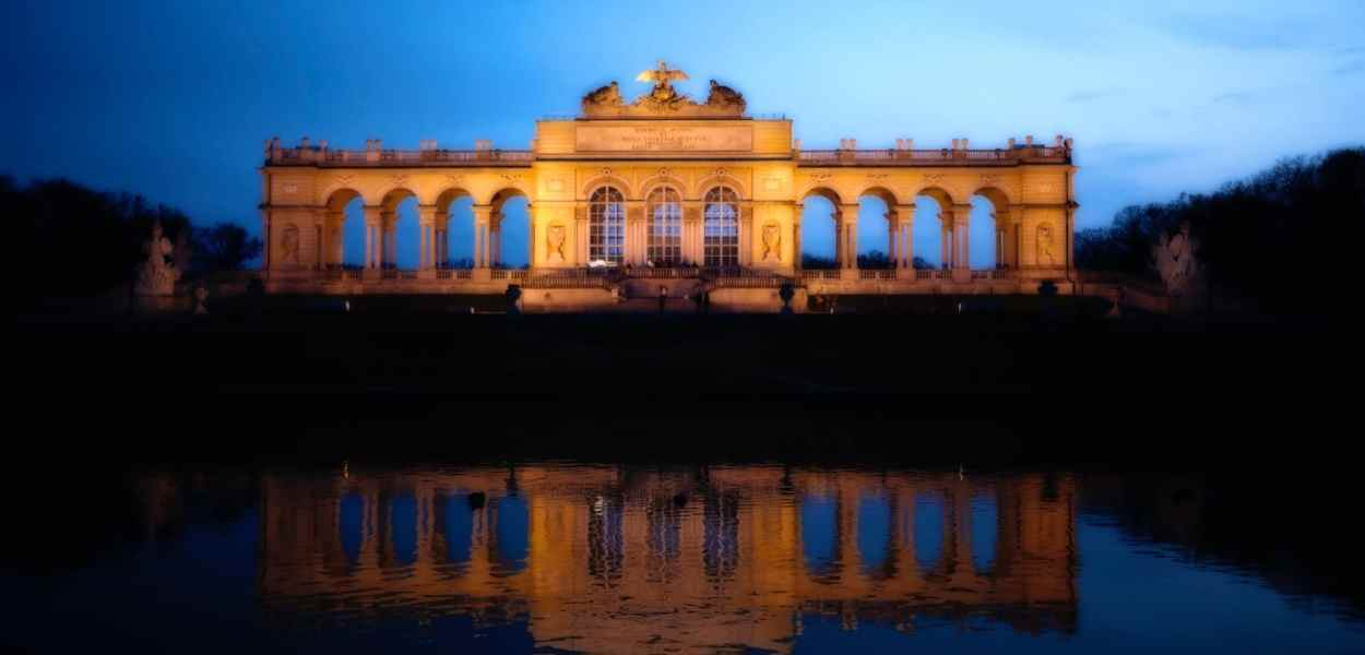 Gloriette at Schoenbrunn-Photo: Harald Kalasek