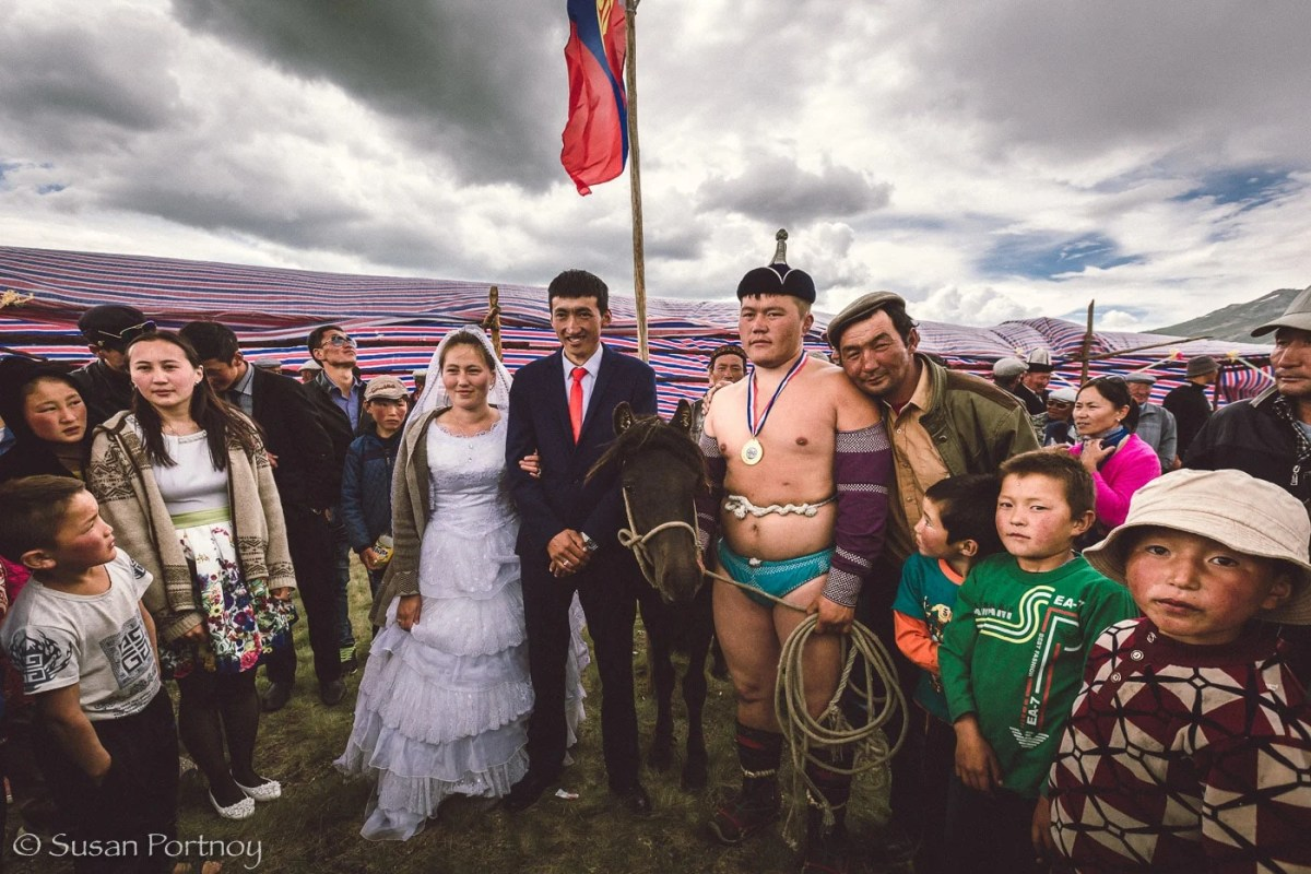 Why a Kazakh Wedding in Mongolia is so Much More Fun