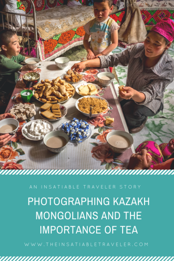 The story of my visit with the Kazakh Nomads in the Altai Mountains of Mongolia