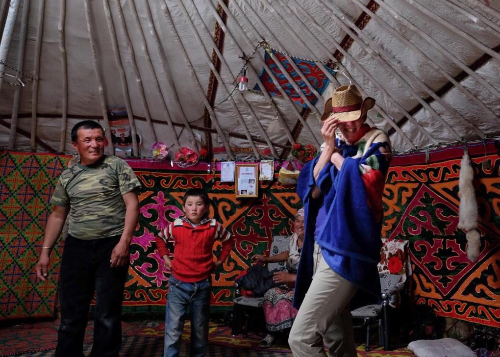 Kazakh Mongolian Dance Party - The Insatiable Traveler. Photo -by Clare Rowntree 2.jpeg