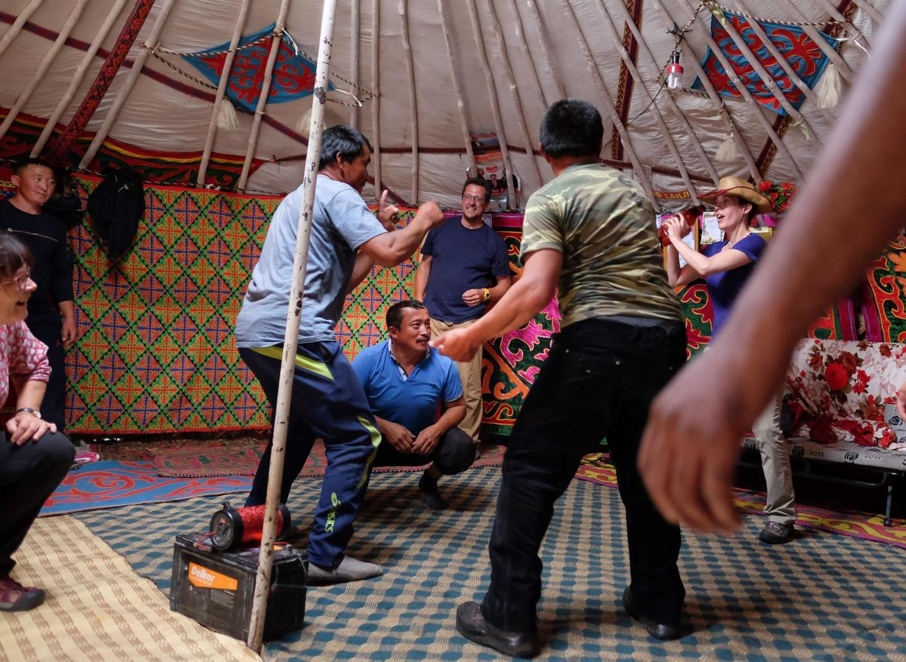 Kazakh Mongolian Dance Party - The Insatiable Traveler, Photo by Clare Rowntree.jpeg