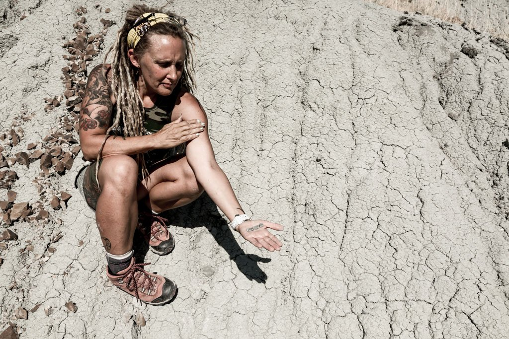 Finding Fossils With Wendy Sloboda: The Canadian Badlands' Legendary Dinosaur Hunter