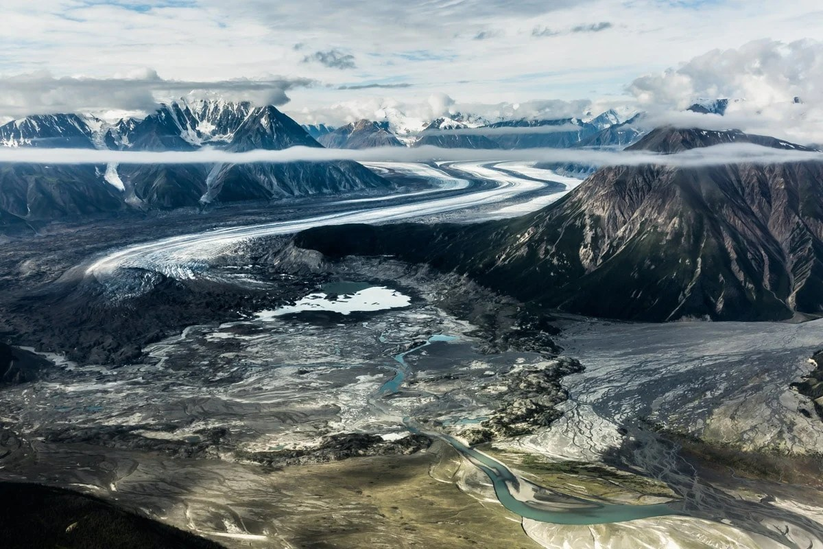 Kaskawulsh Glacier 10 of the Most Beautiful Places in Canada for Unforgettable Views
