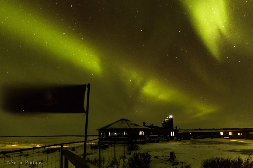 Seal River Heritage Lodge - Chasing the Northern Lights from Above and Below-8696