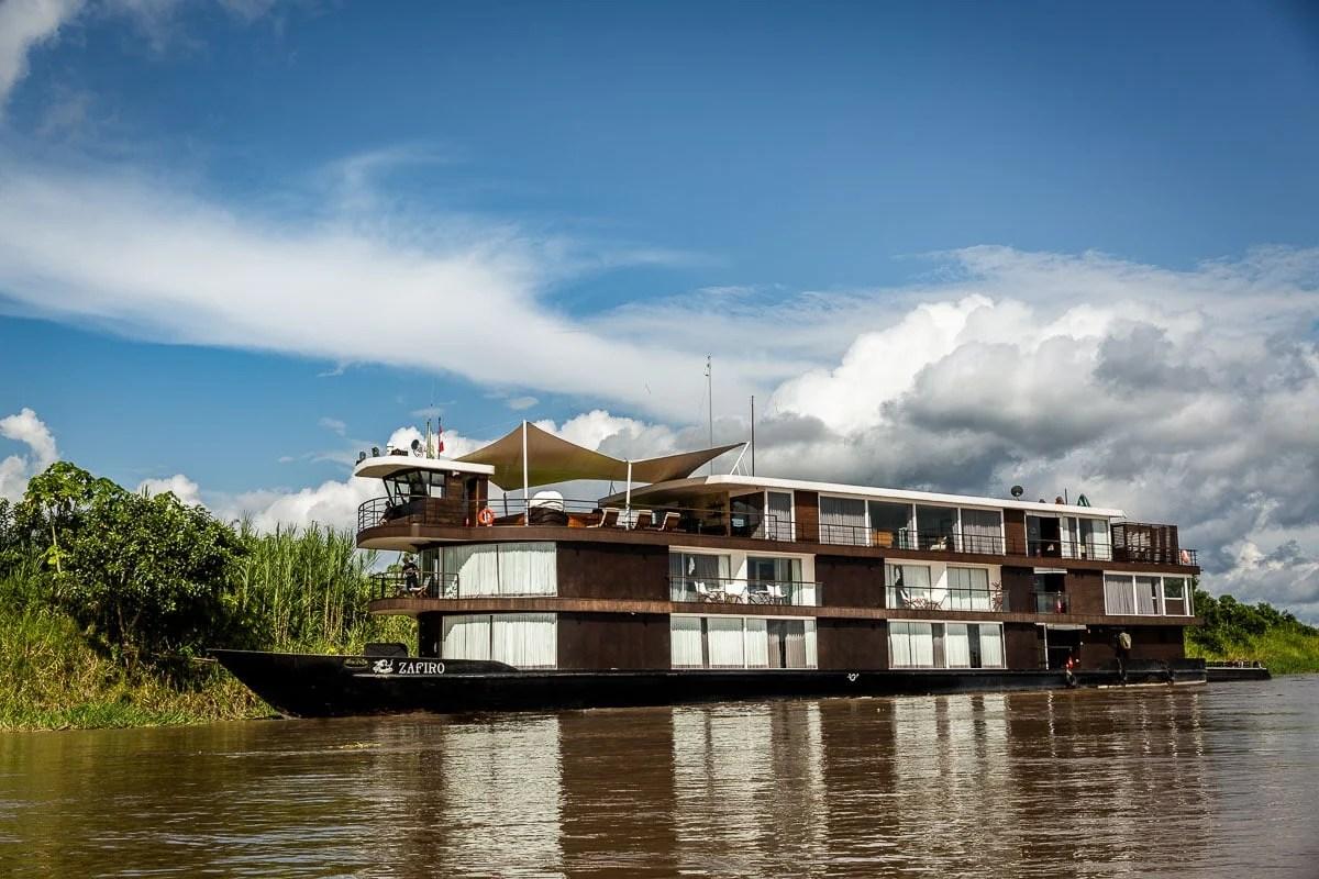 The Zafiro - Amazon_International Expeditions