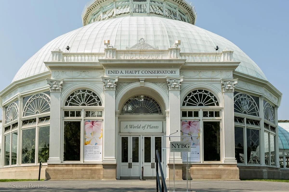Enid Haupt Conservatory - New York Botanical Garden