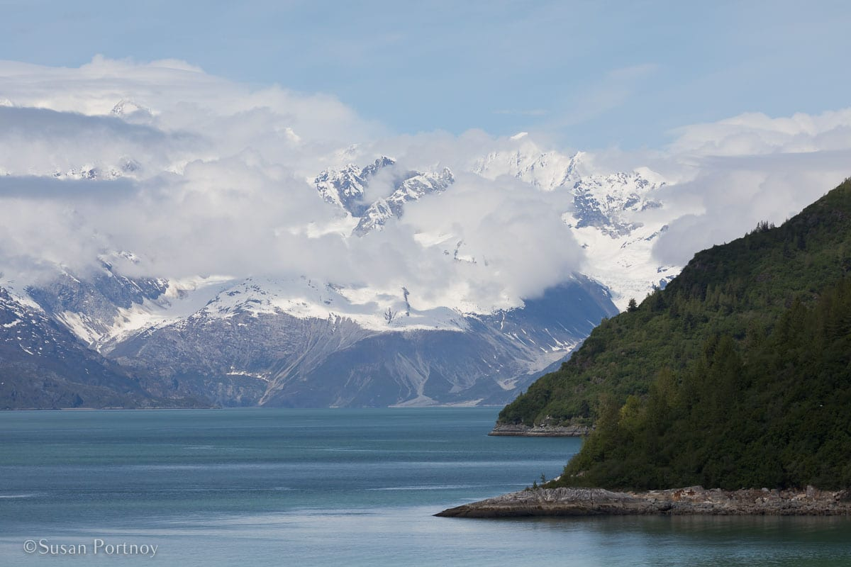 One of the many spectacular views in Glacier Bay - Lessons Learned on an Alaskan Cruise -163220180604