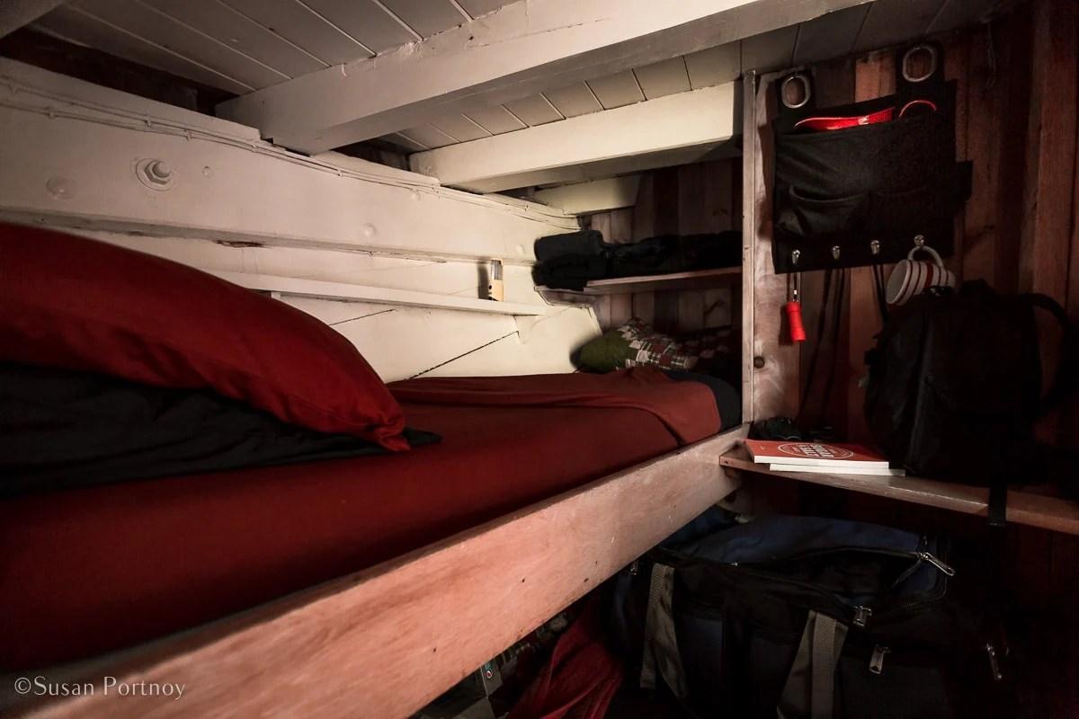 Cabin in the J & E Riggin - Windjammer cruise in Maine-608620180704