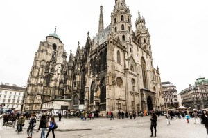 Vienna cathedral