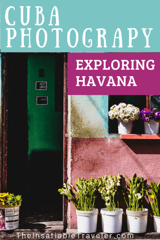 A collection of my Cuba Photography and tales from my eye-opening trip to Havana. A tribute to the people, the place & the culture.