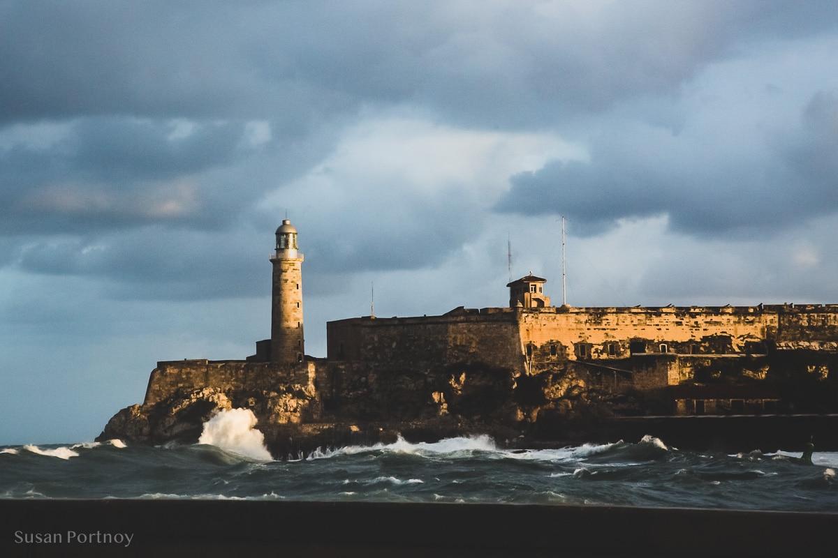 16th century fort Castillo De Los Tres Reyes Del Morro
