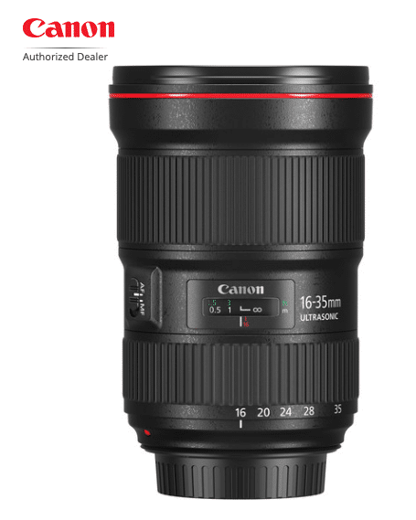 16 - 35 mm