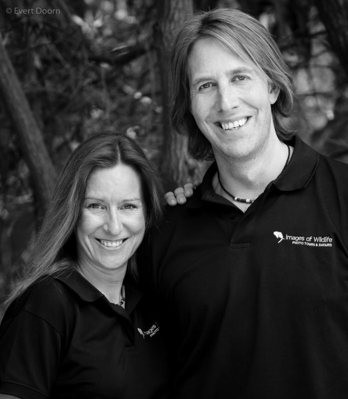 Andy and Sarah Skinner - African Photo Safaris